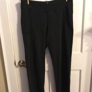 Old Navy Black Yoga Pants
